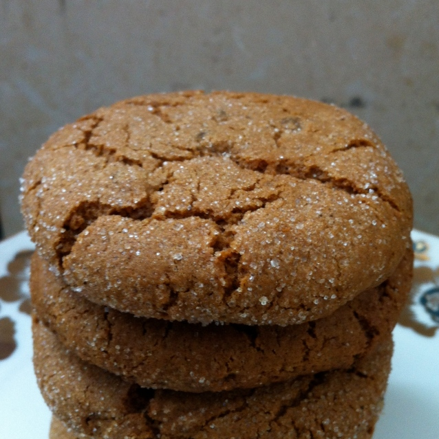Photo Chai Spice Cookie