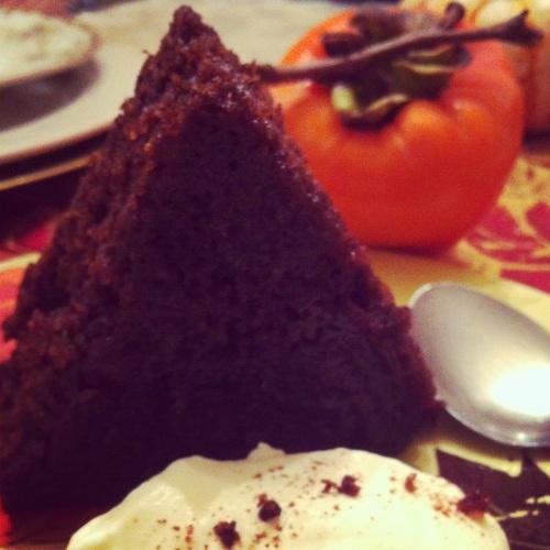 Persimmon Pudding Recipe