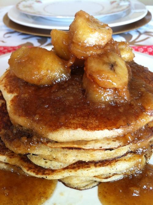 Banana Pancake 2
